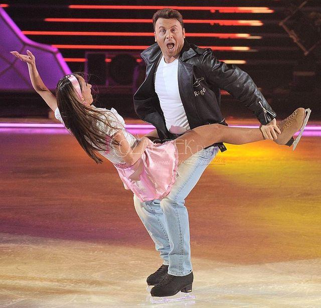 Michał Milowicz odpadł z Gwiazdy tańczą na lodzie