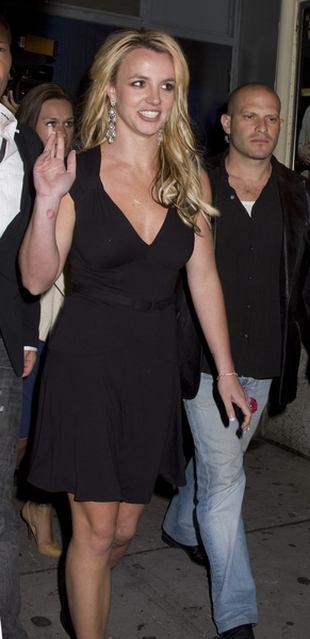 Britney Spears wraca do domu