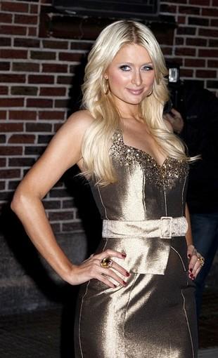 Paris Hilton przytyła i bardzo się cieszy