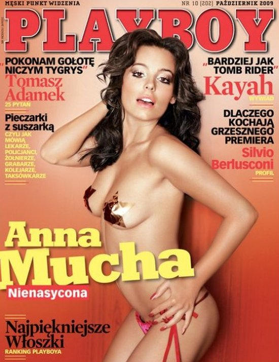 Polskie gwiazdy w Playboyu