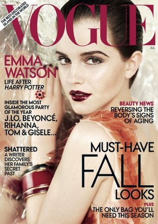 Emma Watson chce być projektantką