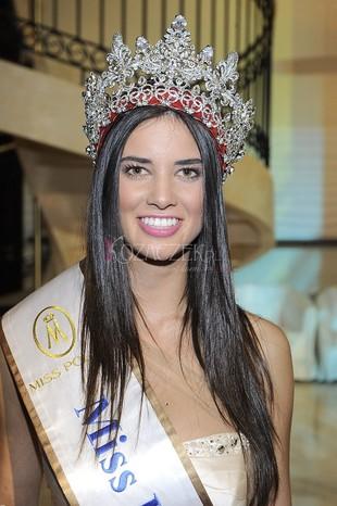 Agata Szewioła nadal dumnie nosi koronę Miss Polski 2010