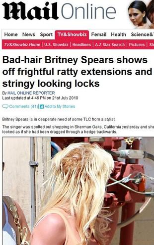 Piękna Britney w reklamie perfum Radiance (FOTO)