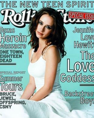 Jennifer Love Hewitt nie potrzebuje faceta