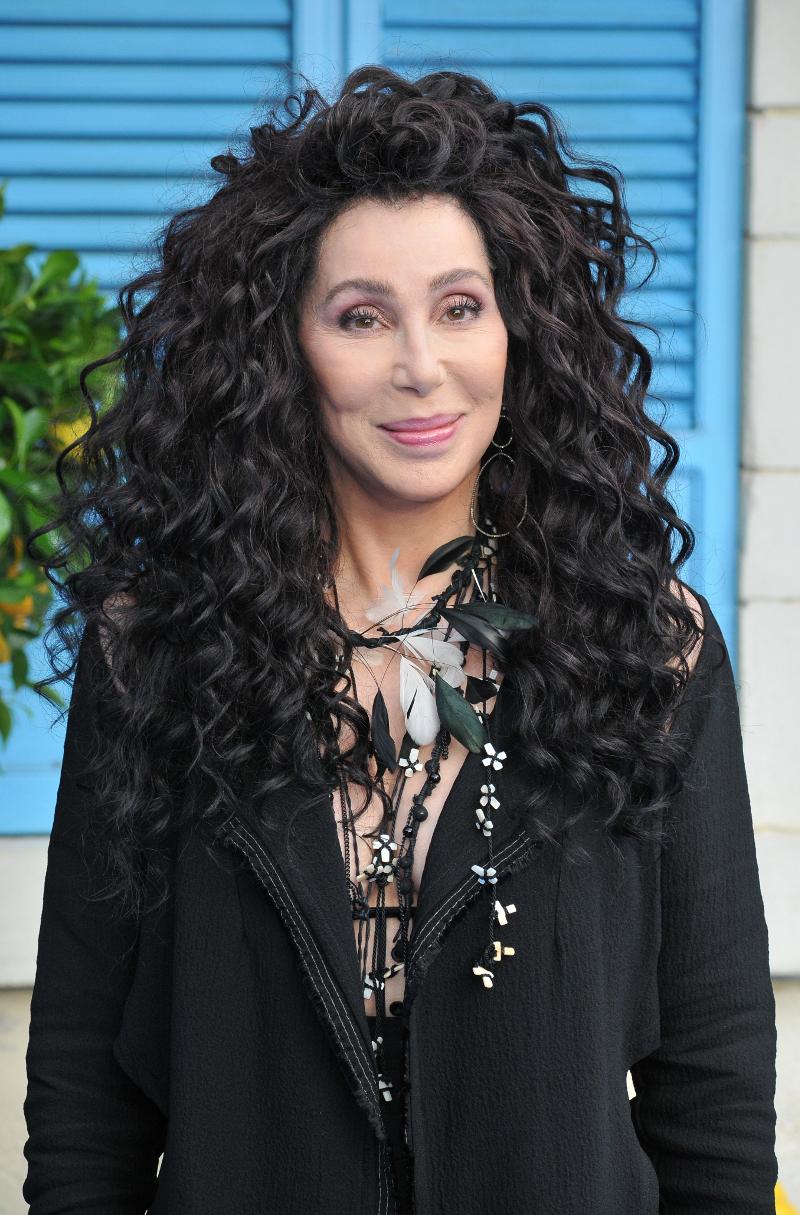 72-letnia Cher bez ANI JEDNEJ (!) zmarszczki promuje nowy musical!
