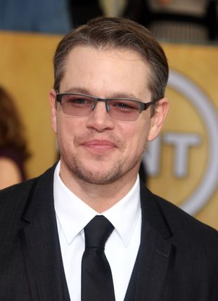 Matt Damon pokazał swoją pupę (FOTO)