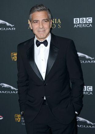 George Clooney podczas seksu rozmawia przez telefon