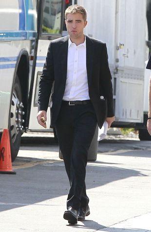 Robert Pattinson, jedyny aktor bez sześciopaku na brzuchu