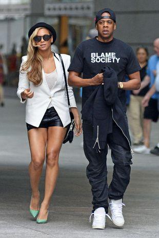 Nigdy nie bij się przy Beyonce (FOTO)