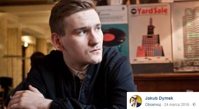 Jakub Dymek żąda przeprosin od Codziennika Feministycznego