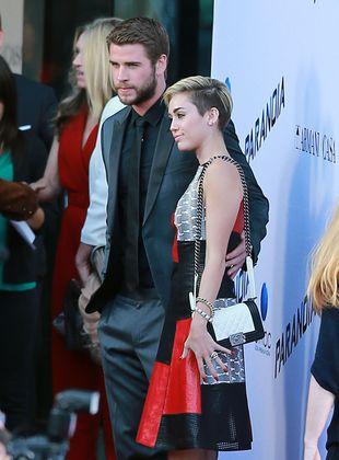 Miley Cyrus w Wrecking Ball śpiewa o Liamie Hemsworthcie?