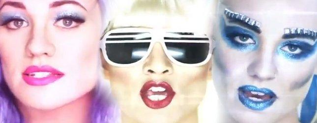 Yvonne Strahovski parodiuje gwiazdy popu [VIDEO]