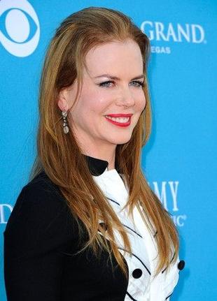 Nicole Kidman: jedyne krągłości to botoks na twarzy (FOTO)