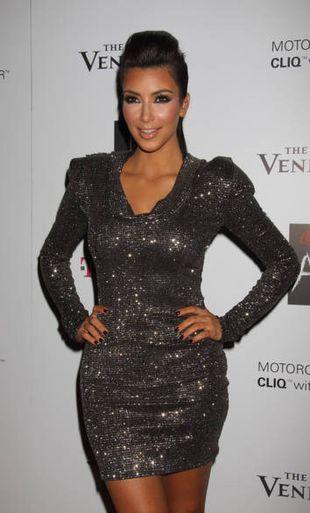 Kim Kardashian na sportowo (FOTO)