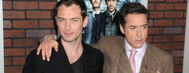 Kogo przytula Robert Downey Jr.? (FOTO)