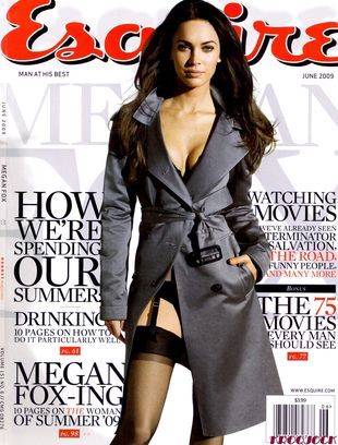 Megan Fox zaczęła wojnę ze Scarlett Johansson