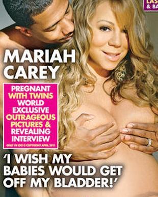 Mariah Carey urodziła bliźniaki!