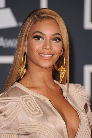 Beyonce została rekordzistką Grammy