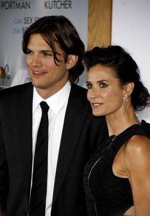 Demi Moore i Ashton Kutcher rozstają się?