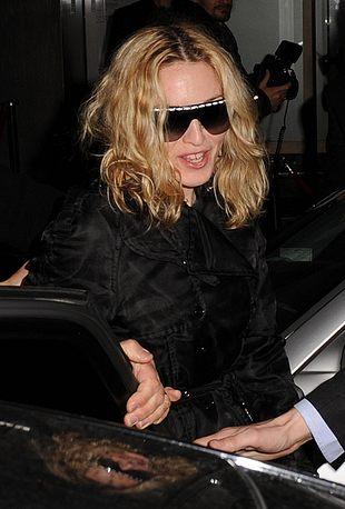 Madonna i Guy Richie omawiają rozwód
