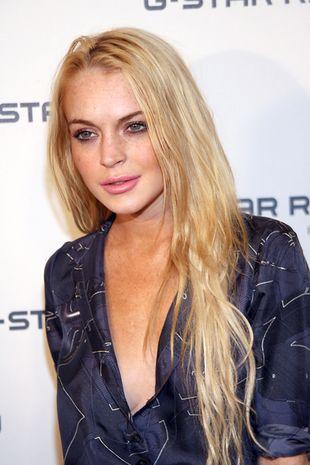 Lindsay Lohan: Nie powiększałam ust!