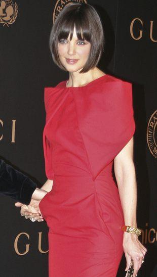 Katie Holmes będzie miała własną linię ubrań