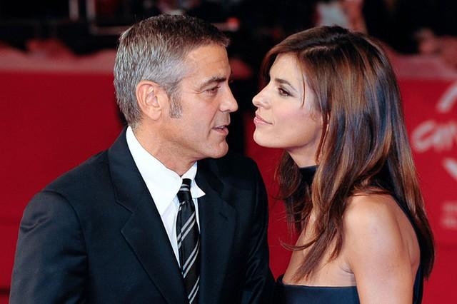 Dlaczego George Clooney rzucił Elisabettę Canalis?