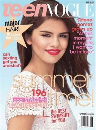 Selena Gomez jadła śmieci