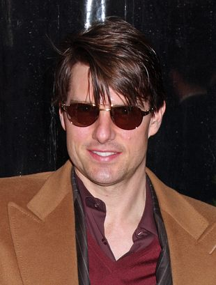 Tom Cruise ma gest