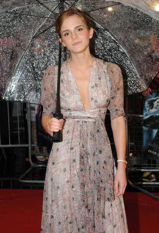 Emma Watson prześladowana na uniwersytecie