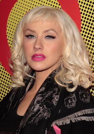 Christina Aguilera: Makijaż to mój znak rozpoznawczy