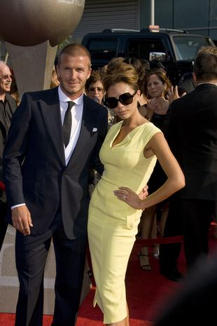 Victoria Beckham marzy o córeczce