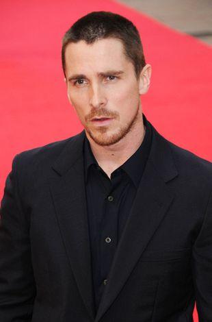 Christian Bale na sterydach?