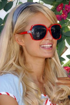 Paris Hilton niczym Pocahontas