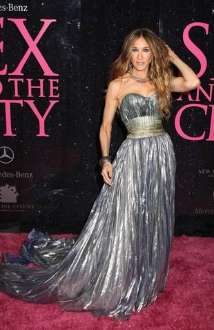 Sarah Jessica Parker - 18 kominków za 18 milionów