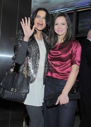 Joanna Horodyńska będzie ubierać Kingę Rusin