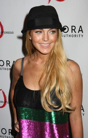 Tato Lindsay Lohan nie chce córki lesbijki