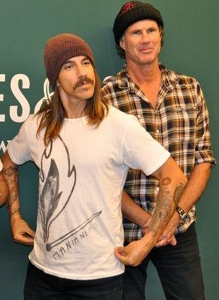 Red Hot Chili Peppers wystąpią w Polsce!