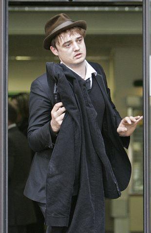 Pete Doherty wystawia w Paryżu