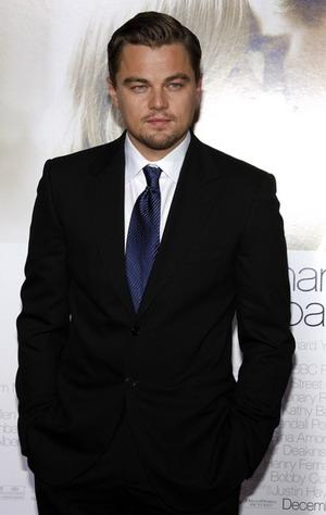 Leonardo DiCaprio z ukochaną na plaży