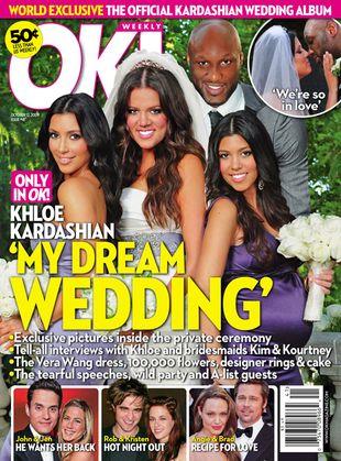 Ekspresowy ślub Khloe Kardashian (FOTO)