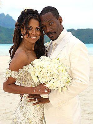 Eddie Murphy wziął duchowy ślub