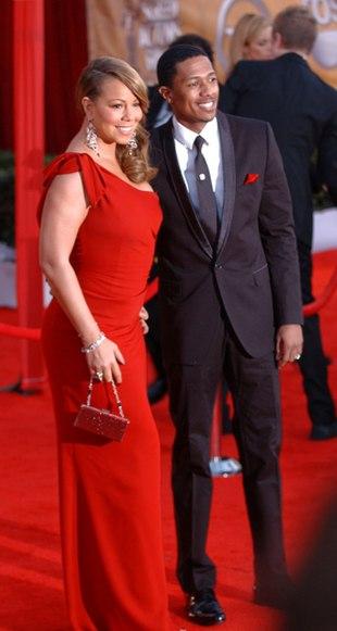 Wypytują Nicka Cannona o ciążę Mariah Carey