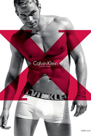 Kellan Lutz w bieliźnie Calvina Kleina (FOTO)