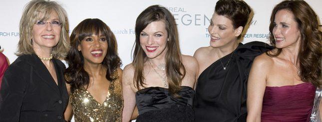 Jovovich, Evangelista i inne piękności (FOTO)