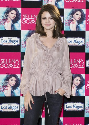 Selena Gomez promuje swój nowy album (FOTO)