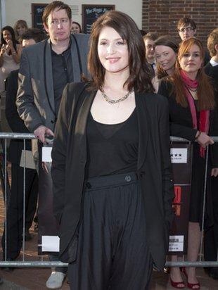 Gemma Arterton - tym razem nie wyglądała jak seksbomba FOTO