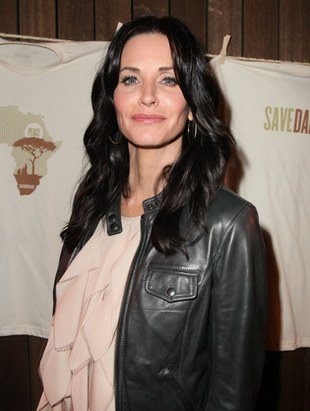 courteney cox aruette