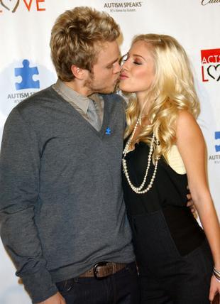 Heidi Montag i jej pokazowe pocałunki (FOTO)