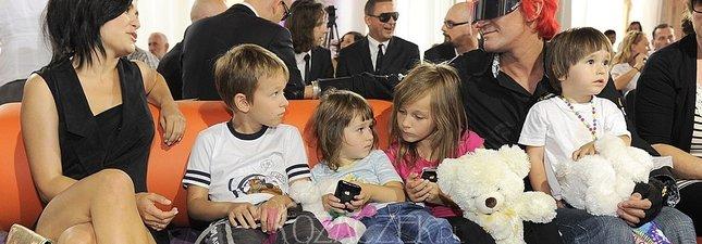 Michał Wiśniewski dobrym ojcem jest